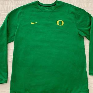 Oregon Ducks Nike Modern Crew Sweatshirt